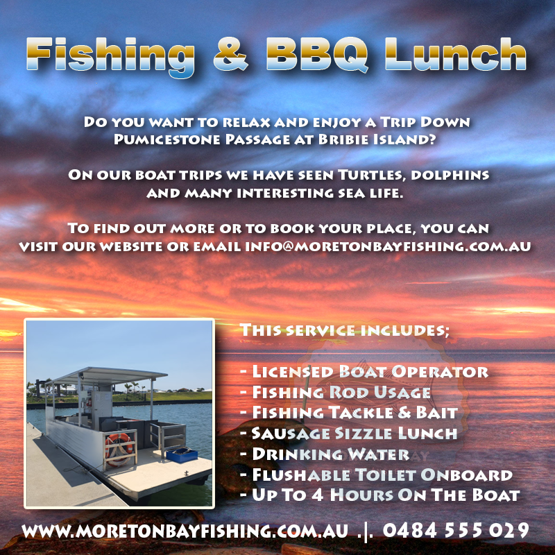 Bribie Island BBQ Boat Hire, BBQ Boat Bribie Island, Pontoon Boat, Boat Hire Bribie Island, BBQ Boat Hire Bribie, Bribie Island, Bribie Island Fishing, Moreton Bay Able Anglers, Reel Opportunities For Real People, Disability Fishing, Mental Illness Fishing, Mental Health Fishing