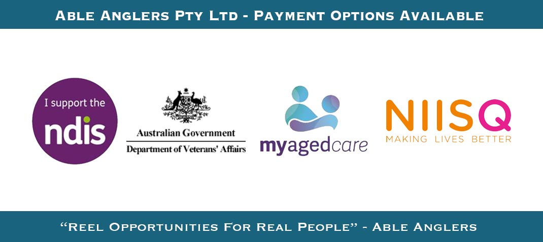 Able Anglers Payment Options