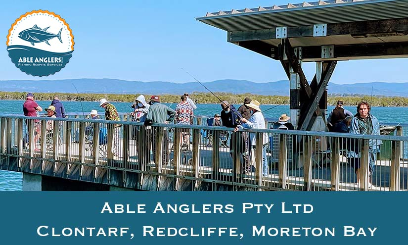Able Anglers Clontarf Redcliffe Disability Fishing